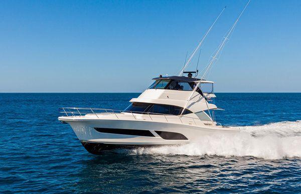2021 Riviera 50 Sports Motor Yacht