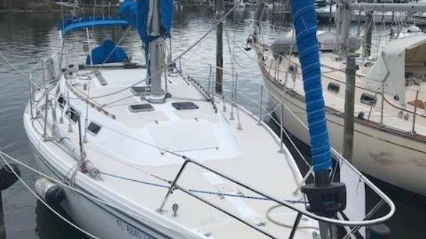 Catalina MK I Tall Rig