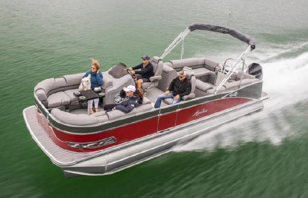 2021 Avalon Catalina Platinum Quad Lounger - 27'