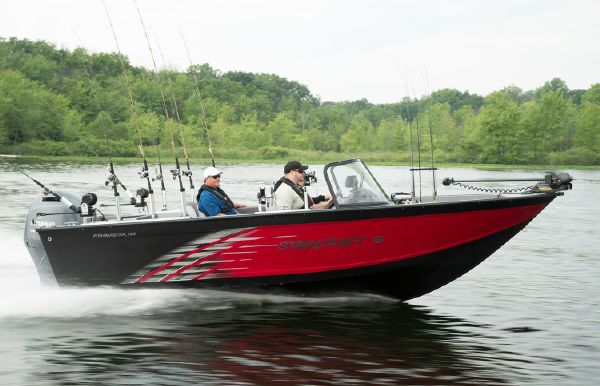 2018 Starcraft Fishmaster 196