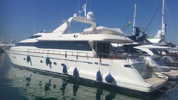 Falcon Boats 100