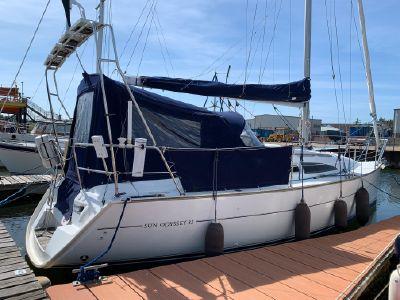 2004 Jeanneau<span>Sun Odyssey 32 with lifting keel</span>