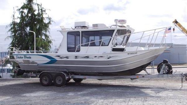 Idaho Boats Custom