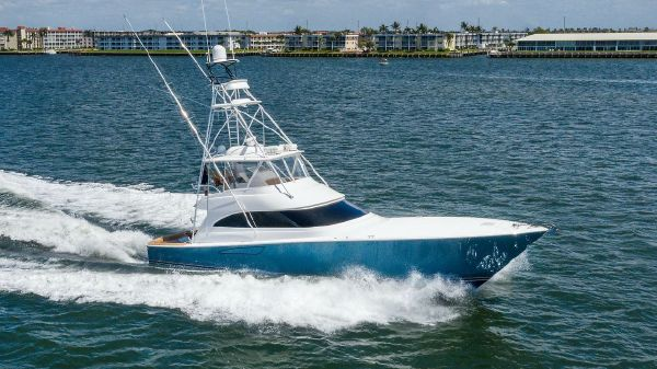 Viking Convertible Sportfish