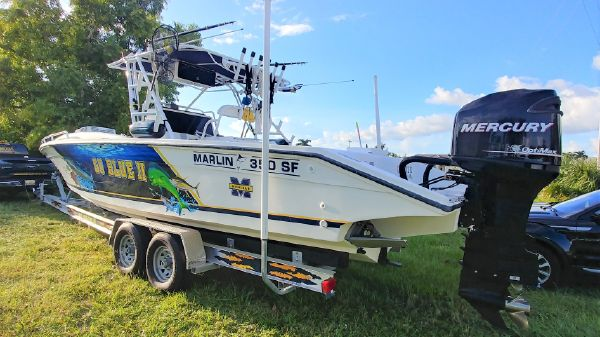 Marlin 350 SF