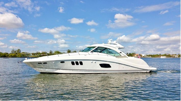 Sea Ray 580 Sundancer - main image