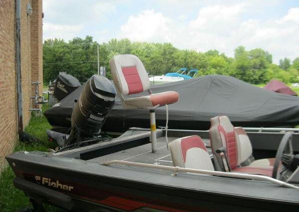 Fisher SV-18 Grey Thunder image
