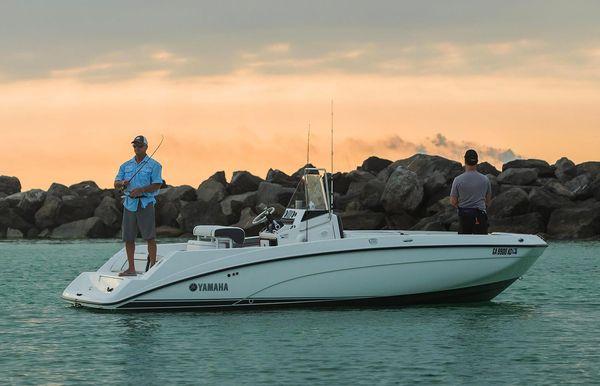 2018 Yamaha Boats 210 FSH
