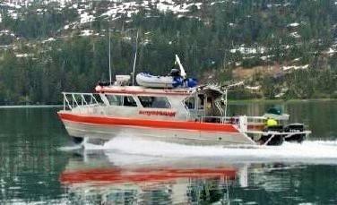 Catamaran Peregrine
