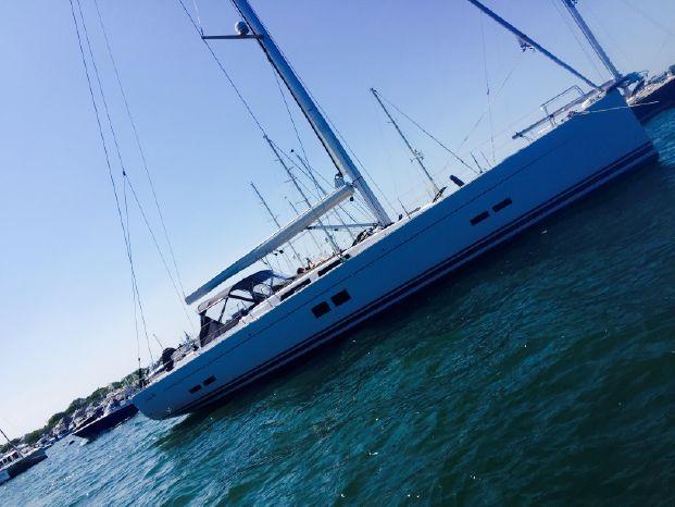2015 Hanse 575 Buy Rhode Island