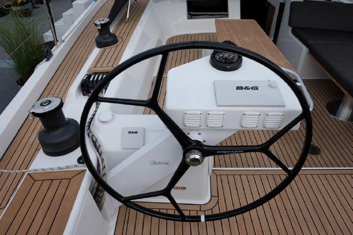 2015 Hanse 575 Broker Sell