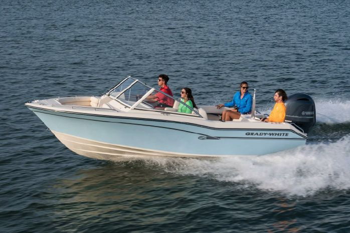 2019 Grady-White Freedom 192 - Boats Incorporated