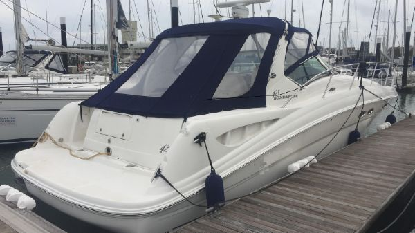 Sea Ray 425 Sundancer