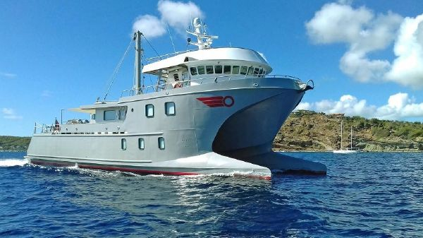 Ocean Voyager Expedition Yacht
