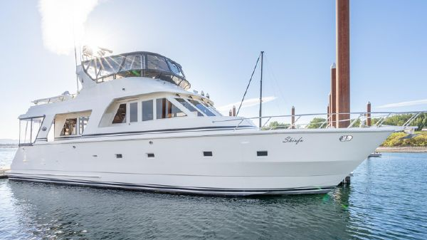 President Legend 630 Motoryacht