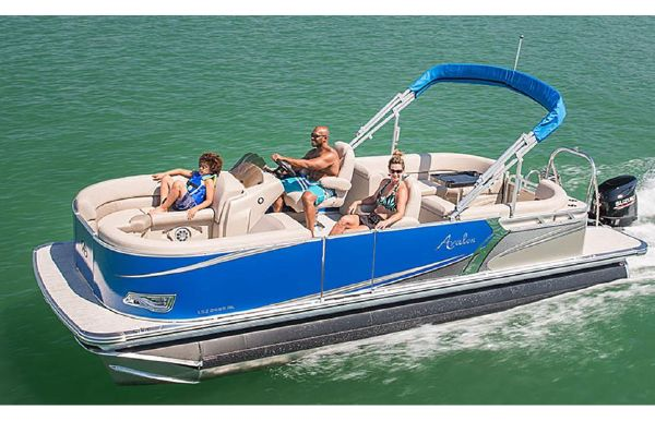 2019 Avalon LSZ Quad Lounger - 26'