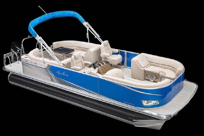 2019 Avalon LSZ Quad Lounger - 22' - Shoreline Marine