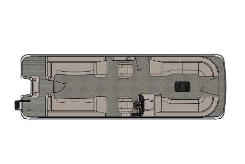 Avalon Catalina Platinum Quad Lounger - 27' image