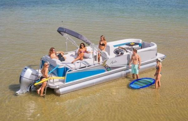 2020 Avalon LSZ Versatile Rear Lounger - 26'