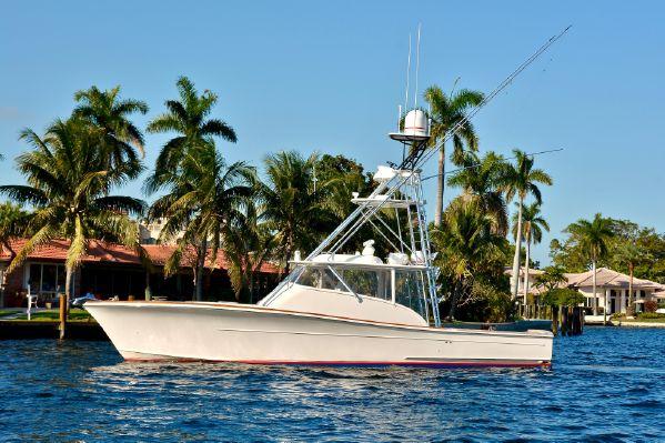 Release Boatworks 46 Walkaround Custom Carolina - main image