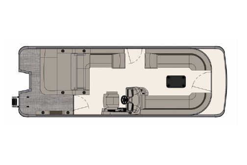 Avalon LSZ Versatile Rear Bench - 26' image