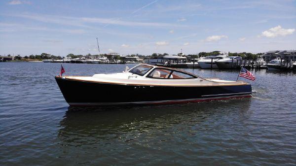 Hinckley Talaria 38R Convertible