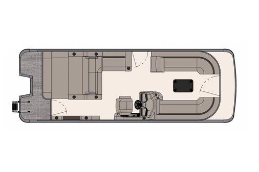 Avalon LSZ Versatile Rear Lounger - 26' image