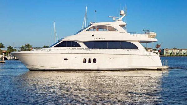 Hatteras 72 Motor Yacht