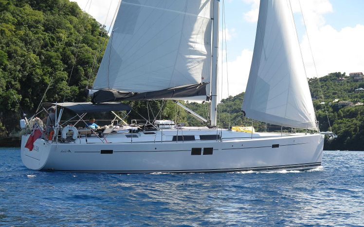 2014 Hanse 505 BOAT SHOW OPPORTUNITY