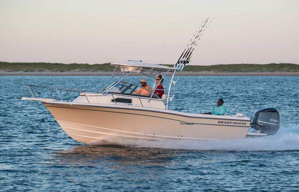 2018 Grady-White Seafarer 228