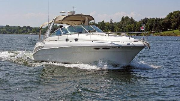 Sea Ray 340 Sundancer 2001 Sea Ray 34 Sundancer