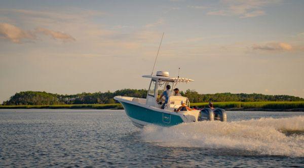 Sea Hunt 265 SE image