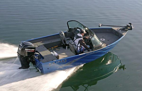 2021 Lund 1650 Angler Sport