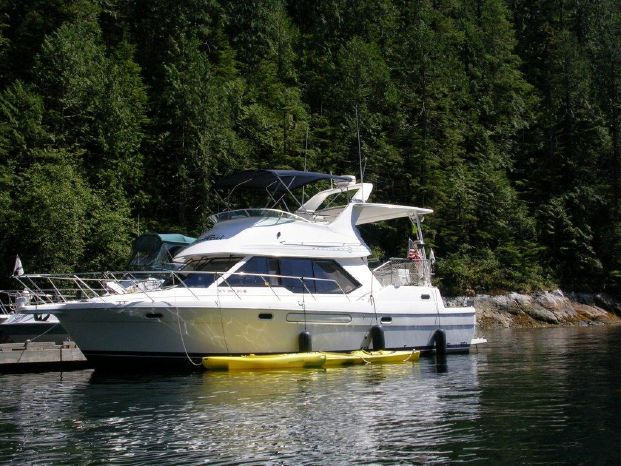 1997 Bayliner 4087 Aft Cabin Motoryacht Anacortes, United States