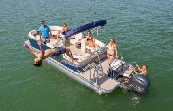 2020 Avalon LSZ Quad Lounger - 22'