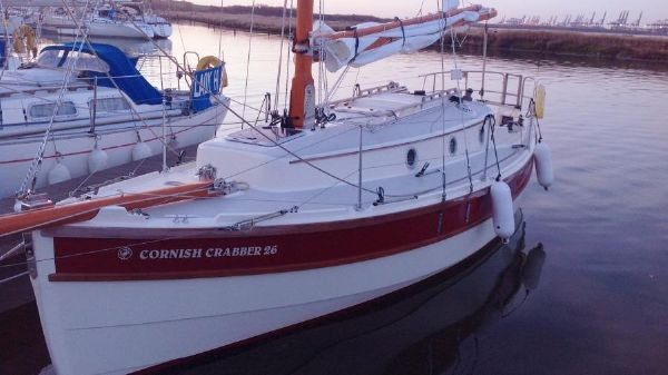 Cornish Crabber 26