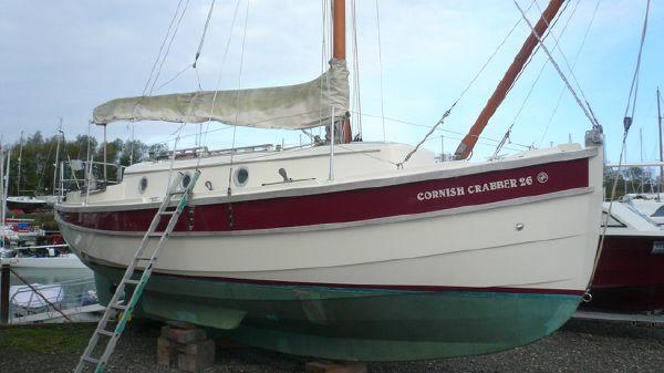 Cornish Crabbers 26 Ashore