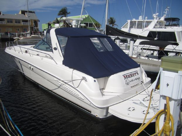 2002 Searay Sundancer 460