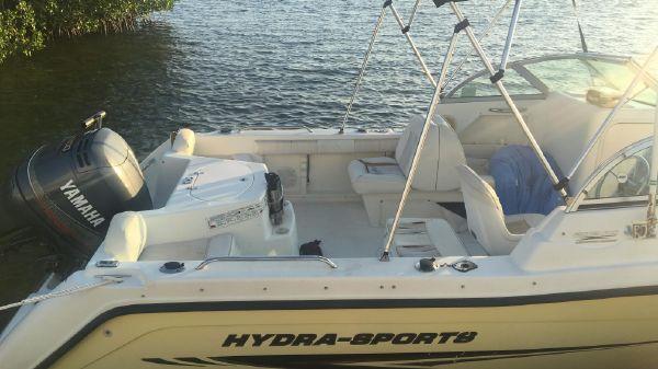 Hydra-Sports 20 Ocean DC