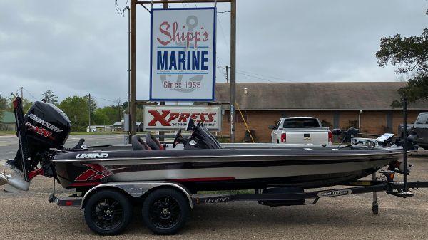 Legend Boats V-20