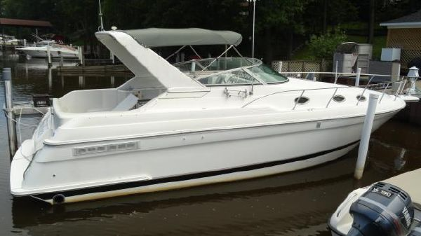 Wellcraft 3600 Martinique FRESHWATER USE