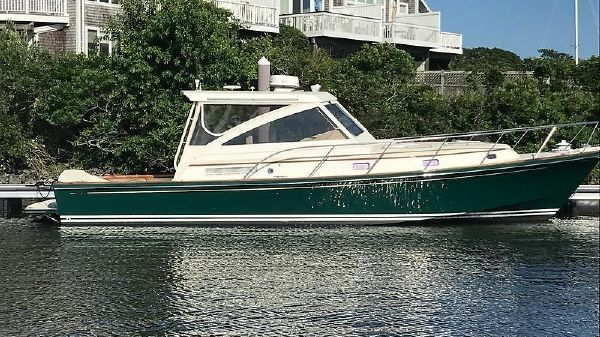 Little Harbor WhisperJet 38