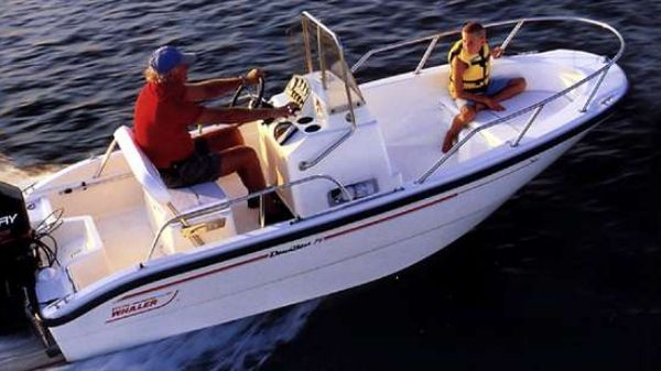 Boston Whaler Dauntless 14
