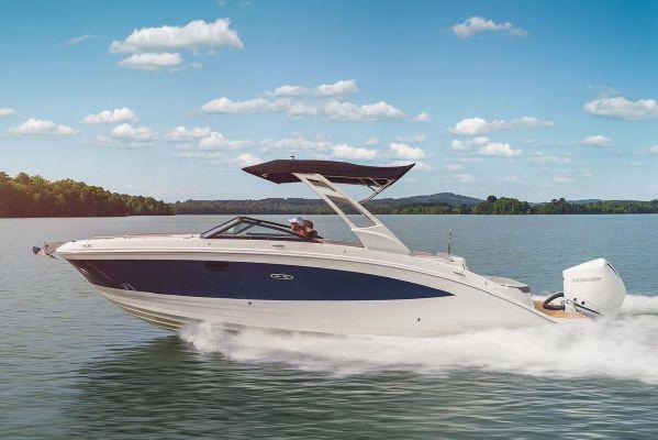 Sea Ray SDX 270 Outboard - main image