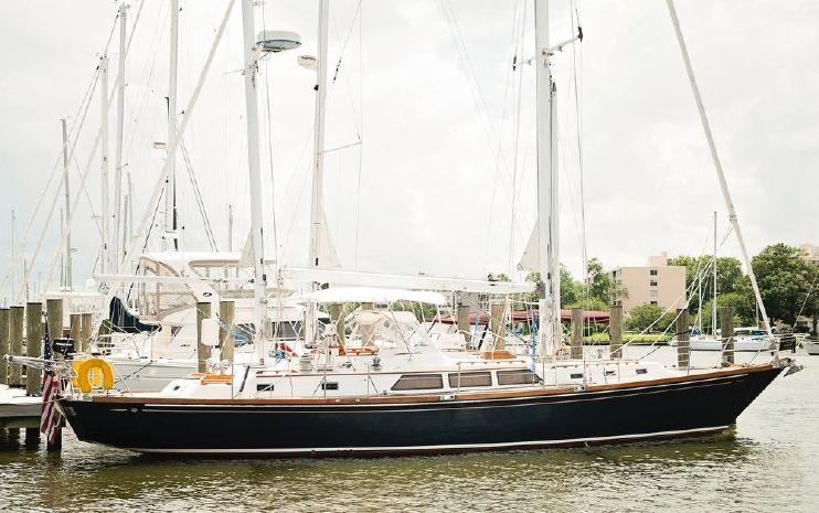 1990 Alden Yachts CC Ketch