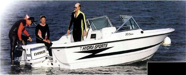 Hydra-Sports 20 Ocean DC image
