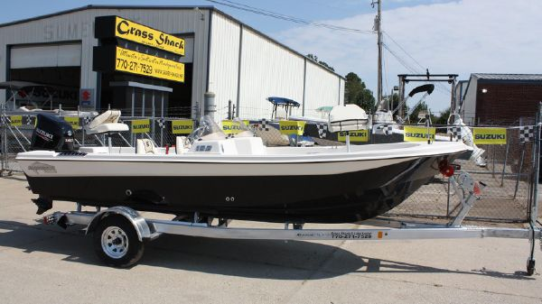 Carolina Skiff 192 Aggressor DC