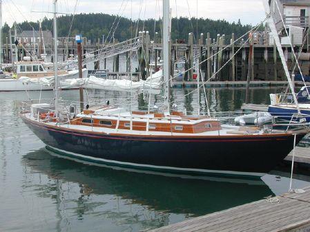Ted Hood Maas Little Harbor K/CB Yawl image