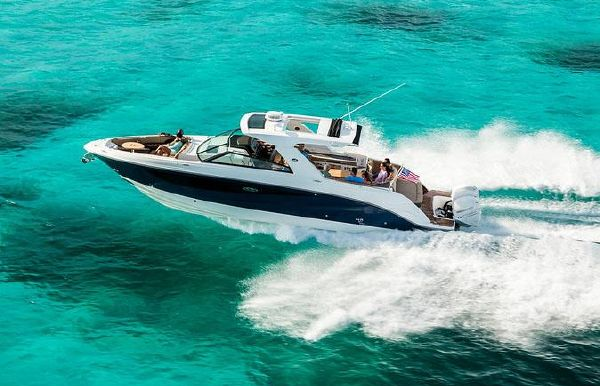 2022 Sea Ray SLX 400 OB