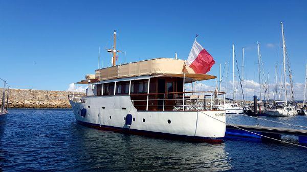 Custom Dunkirk Yacht